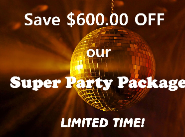Super Party Package